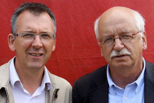 Eric-Orsenna--Thierry-Burlot