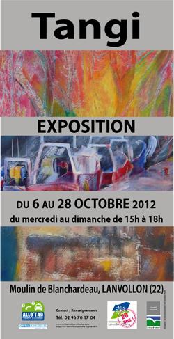 Tangi_exposition_Moulin_de_Blanchardeau