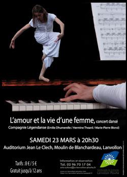 Lamour-et-la-vie-dune-femme
