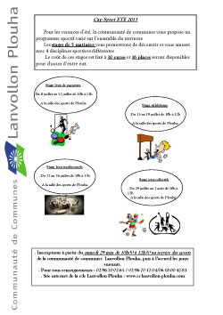 Programme-cap-sport-ete2013