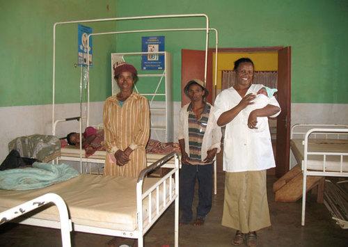 Centre de santé de base